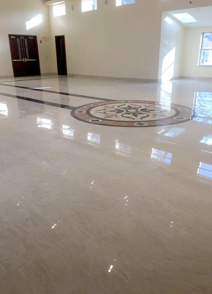 Commercial Tiles